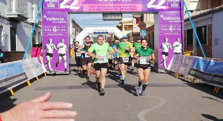 Media Maratón La Vall de Segó