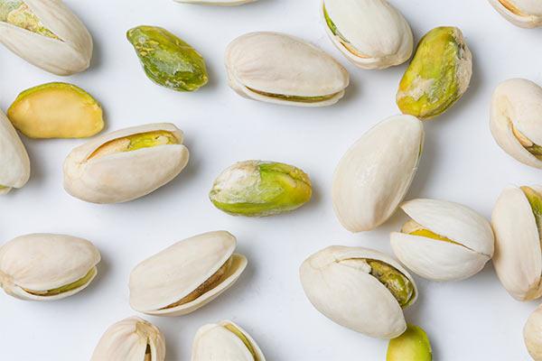 pistachos contra la fatiga